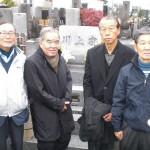 左から、島田、田上、前田、松本