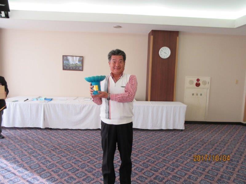 団体優勝:西坂キャプテン