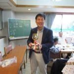 優勝:須口一哉(土木S47)