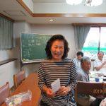初参加:川野氏婦人